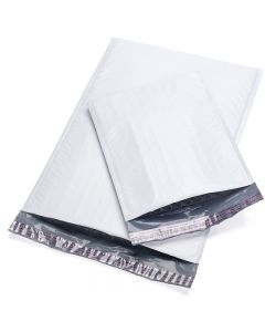 Bubble-Lined Polyolefin Mailers #5-  10 1/2 x 16""