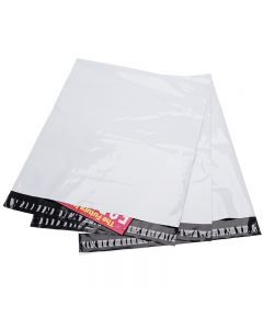 "Poly Mailers - 24 x 24"" White 500Pcs"