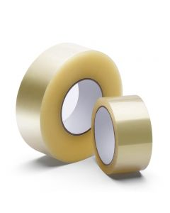 Carton Sealing Tape 3.5Mil 2''X110yds Clear
